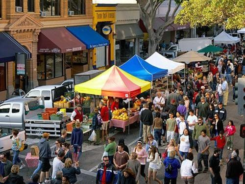 SLO COUNTY FARMER'S MARKETS